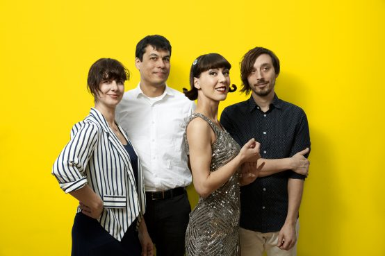 Octopus Project Press Photo Spring 2017