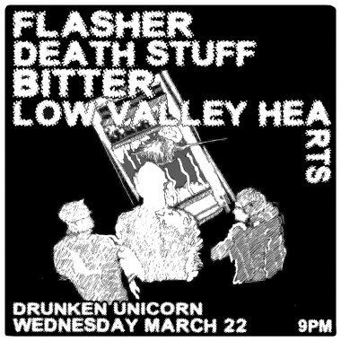 Flasher-posterFLAT