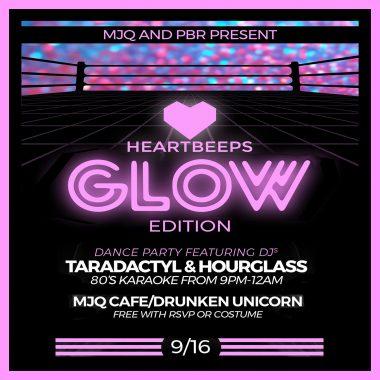 HEARTBEAPS-glow-poster